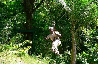 Jamaika Zipline