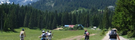 Mountain Biking in Bosnien-Herzegowina