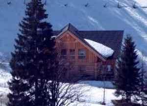 Luxushütte im Tennengebirge