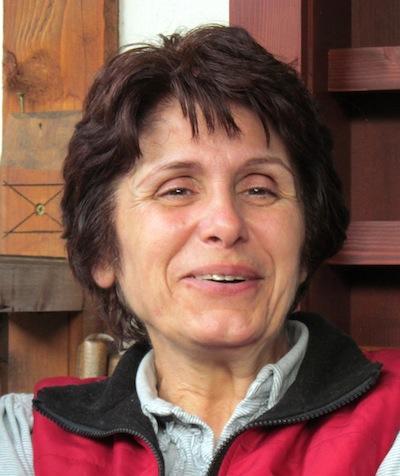 Svetlana Ravela vom Kosovo Guesthouse