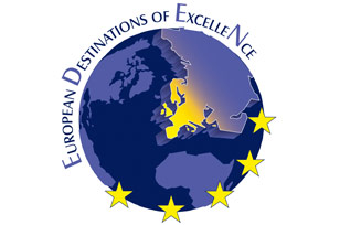 Logo der EDEN European Destinations of Excellence