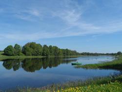 Soomaa-Fluss-Estland