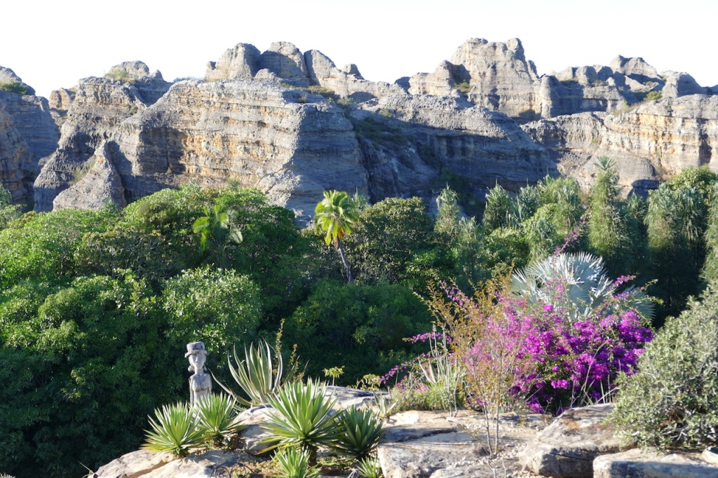 Der Isalo-Nationalpark auf Madagaskar