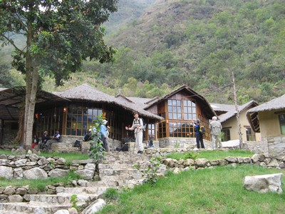 Die Lucma Lodge in Lucmabamba, Mountain Lodges of Peru