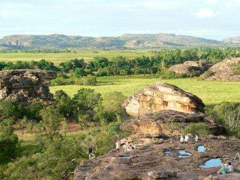 Weite soweit das Auge reicht - Australiens Northern Territory
