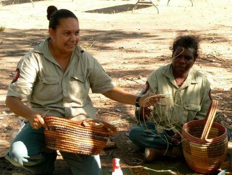 Nahezu alle Nationalparks im Northern Territory liegen auf Aboriginal-Land